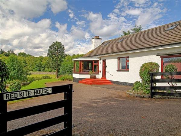 Red Kite House in Ross-Shire