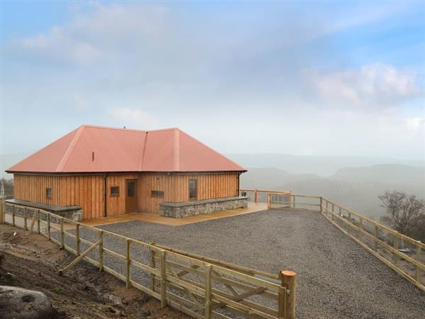 Red Kite Lodge in Sutherland