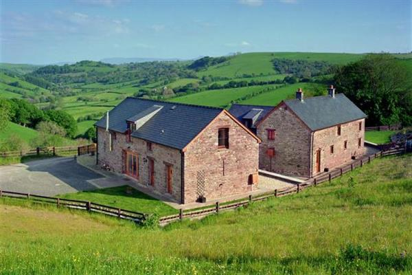 Red Kite Stable Cottage in Powys