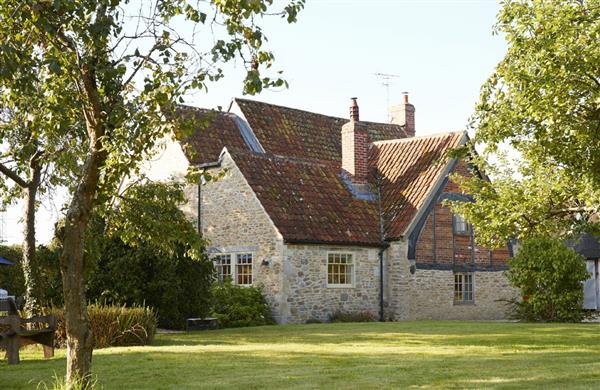 Redbridge Cottage in Somerset