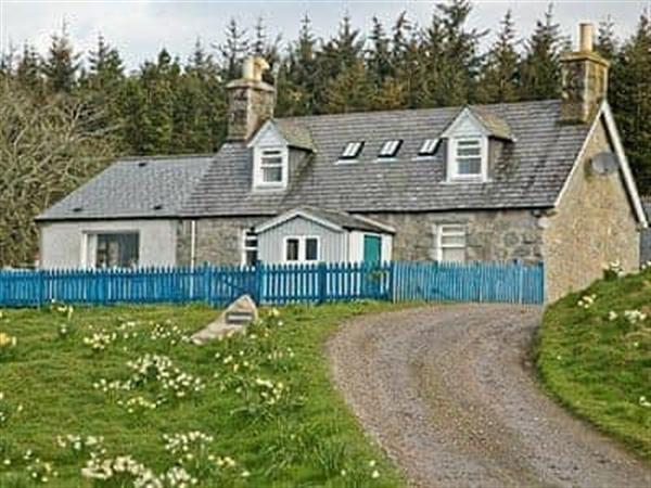 Reid's Cottage in Sutherland