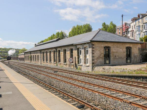 Repton @ Engine Shed in North Yorkshire