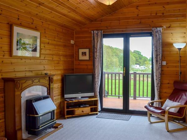 Resipole Farm - Oak Lodge in Argyll