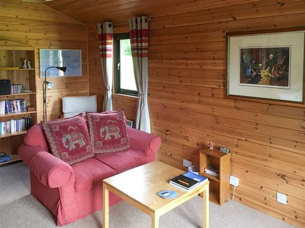 Resipole Farm - Willow Lodge in Argyll
