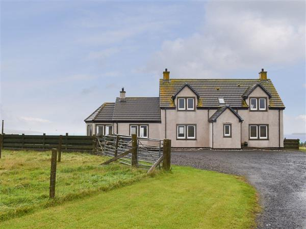 Retreat on the 500 in Caithness