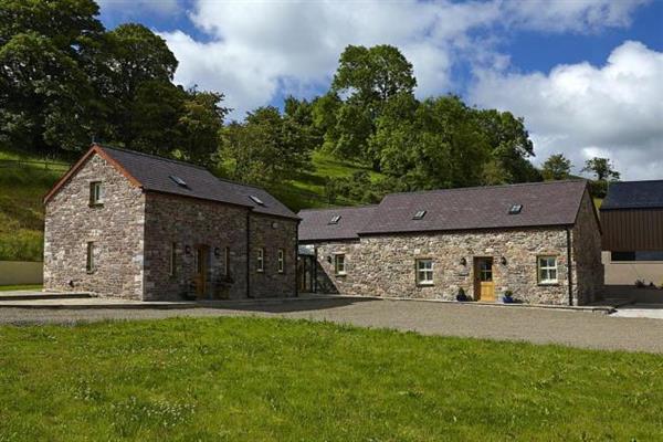 Rhianydd Barn in Dyfed