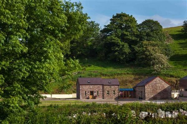 Rhianydd's Stable in Dyfed