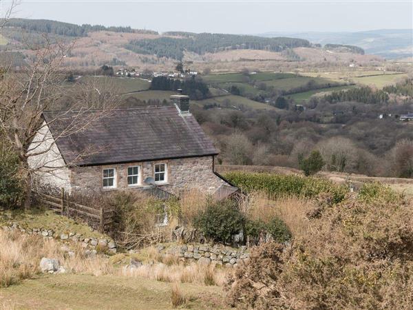 Rhiwddu Barns - Rhiwddu Farmhouse in Dyfed