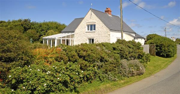 Rhosygilwen Cottage in Dyfed