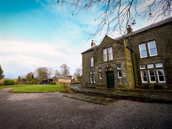 Ridge Hall in Derbyshire
