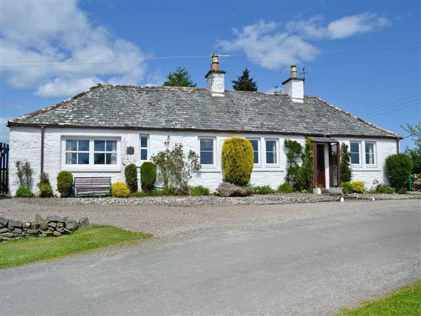Ringanwhey Cottage in Kirkcudbrightshire