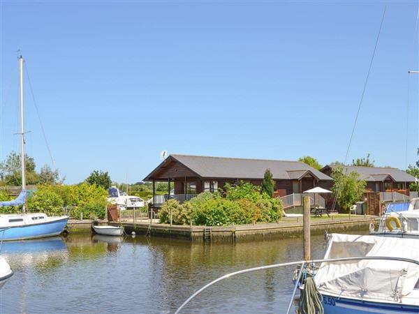 River Breeze, Brundall, Norfolk