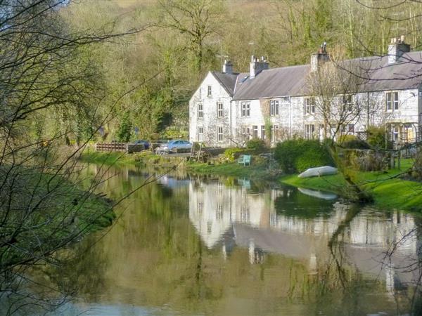 River Garden Cottage in Derbyshire