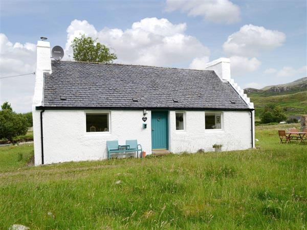 Riverside Cottage in Sutherland