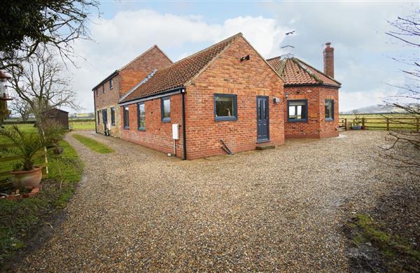 Riverside Farm Cottage in North Yorkshire