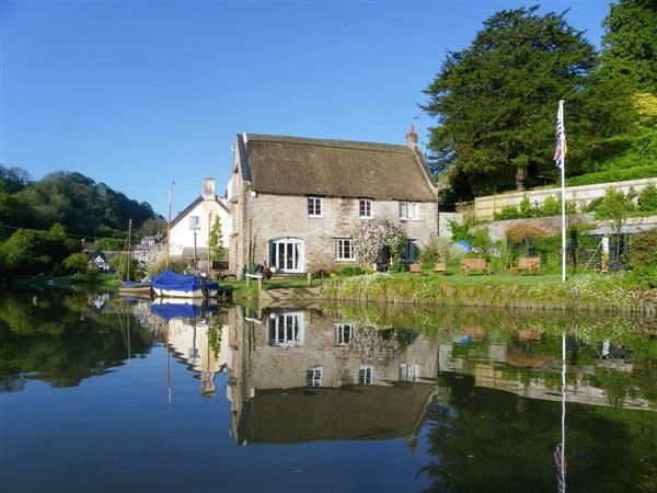 Riverside House in Devon