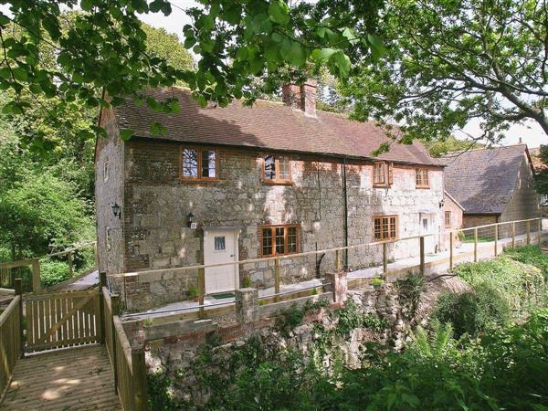 Riverside Mill Cottage in Isle Of Wight