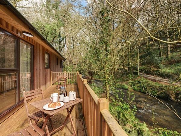 Riverside at Gara Mill in Devon