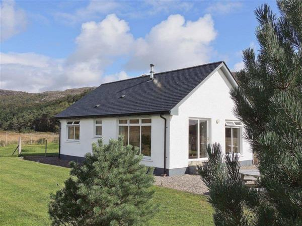 Riverview Cottage in Argyll