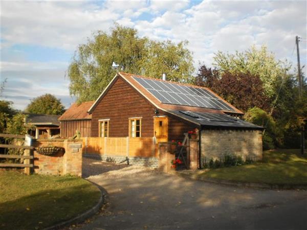 Robbie's Barn in Warwickshire