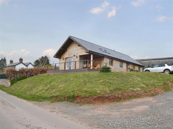 Robins Retreat and West Lodge - West Lodge in Herefordshire