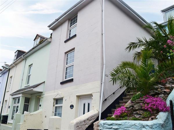 Rockhopper Cottage in Brixham, Devon
