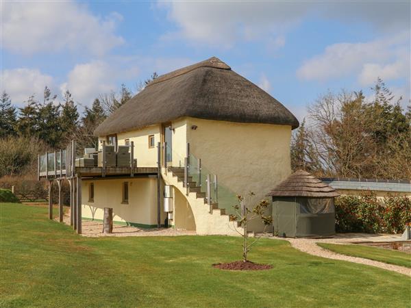 Rodgemonts Barn in Devon