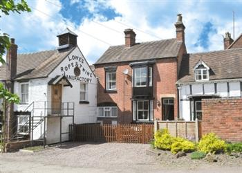 Ropeworks Cottage in Worcestershire