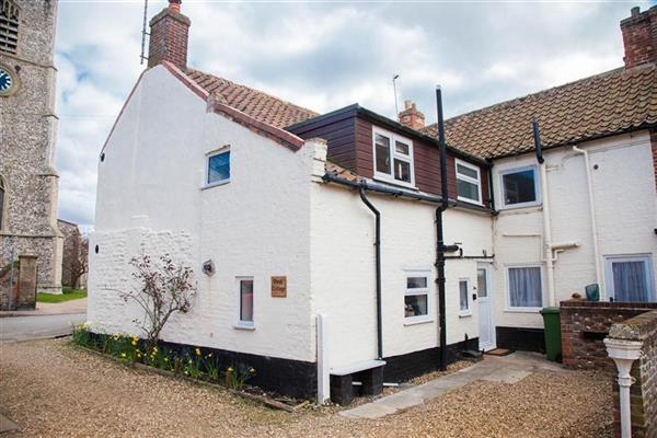 Rose Cottage (Wells) from Norfolk Hideaways