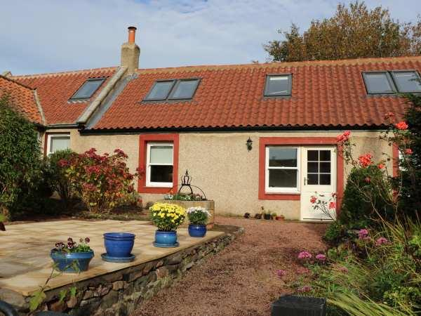 Rose Cottage in Berwickshire