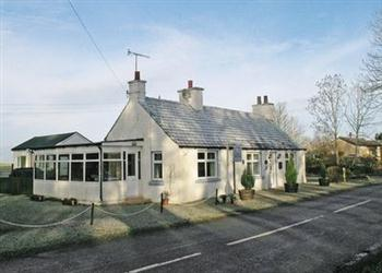 Rose Cottage in Kirkcudbrightshire
