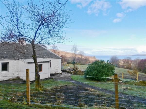 Rose Cottage in Inverness-Shire