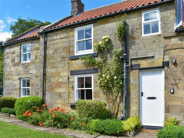 Rose Cottage in Houlsyke, near Whitby, North Yorkshire