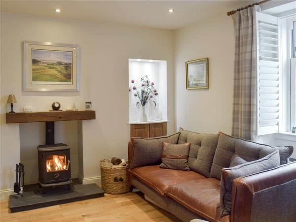 Rose Cottage in Ayrshire