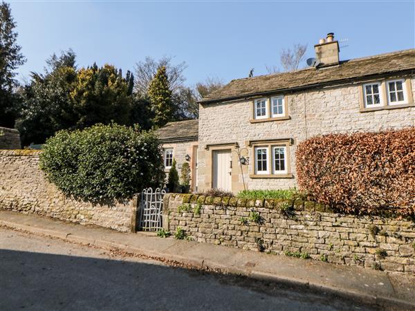 Rose Cottage in Derbyshire