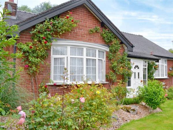 Rose Cottage in Lancashire