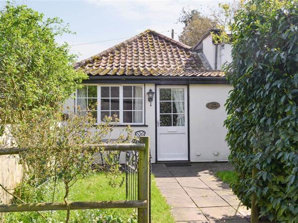 Rose Cottage in Norfolk