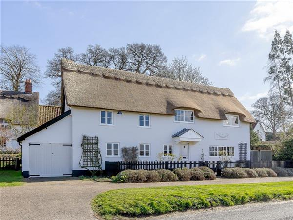 Rose Cottage, Suffolk
