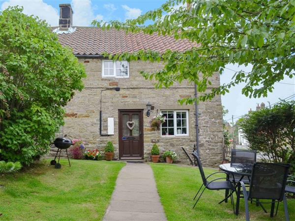 Rose Cottage in North Yorkshire