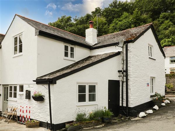Rose Cottage in Devon