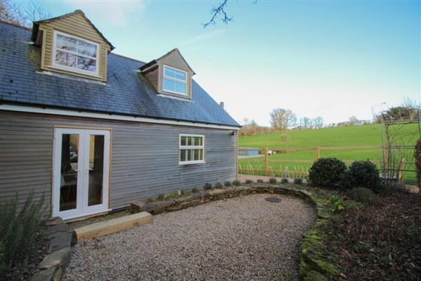 Rose Lodge in Godolphin Cross, West Cornwall