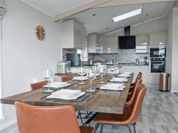 Roseberry View Lodge Retreat - Stan Hollis Lodge in North Yorkshire