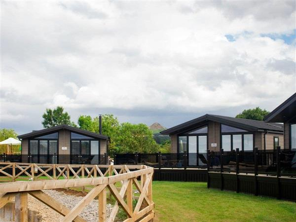 Roseberry View Lodge Retreat - Transporter Lodge in North Yorkshire
