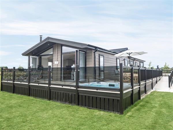 Roseberry View Lodge Retreat - Trincomalee Lodge in North Yorkshire