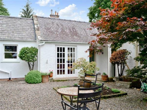 Roseburn Cottage in Dumfriesshire