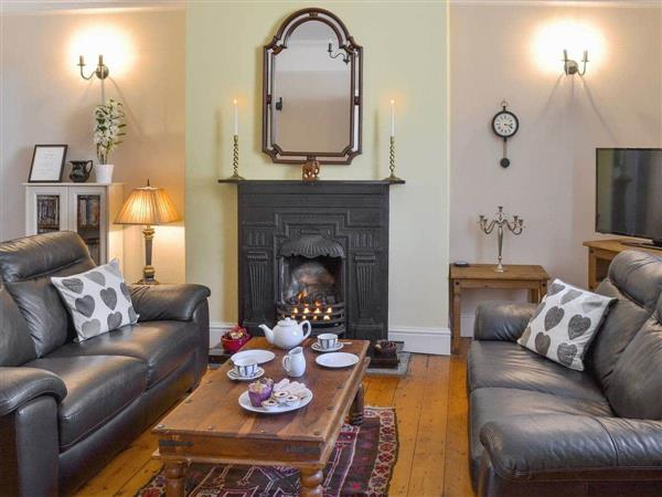 Rosehip Cottage in Northumberland