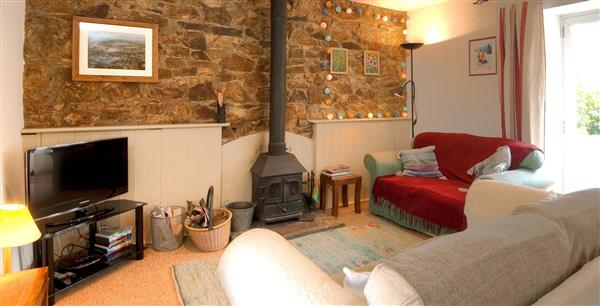 Roseland Cottage in Cornwall