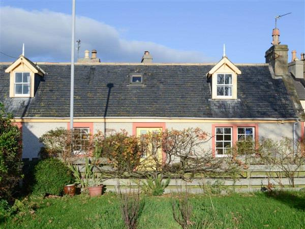 Rosemary Cottage in Ross-Shire