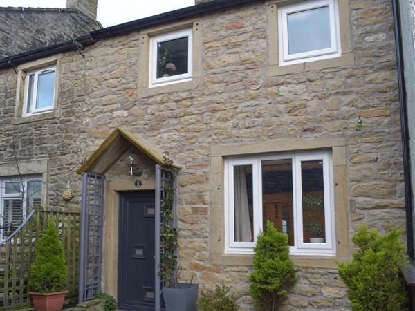 Rosemount Cottage in Lancashire