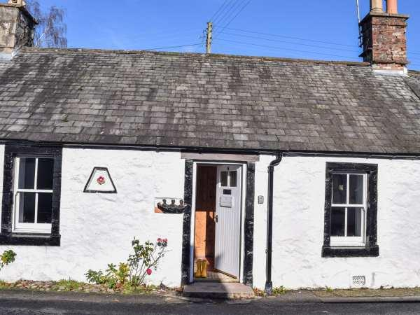Rosewall Cottage in Dumfriesshire
